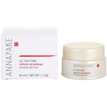 Annayake Ultratime krem na noc przeciw starzeniu się skóry 2