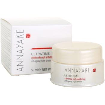 Annayake Ultratime krem na noc przeciw starzeniu się skóry 3