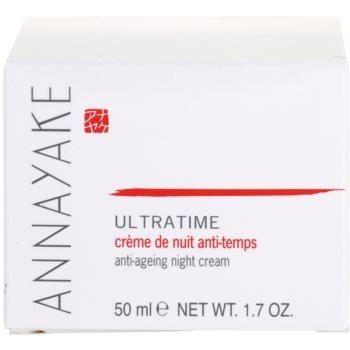 Annayake Ultratime krem na noc przeciw starzeniu się skóry 4
