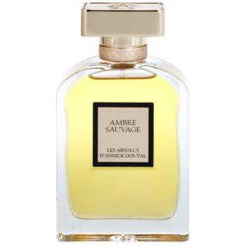 Annick Goutal Ambre Sauvage parfémovaná voda unisex 2