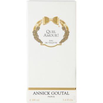 Annick Goutal Quel Amour! Eau de Toilette für Damen 5