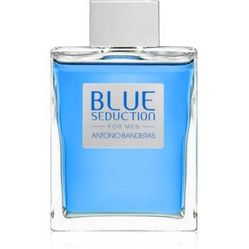Antonio Banderas Blue Seduction Eau de Toilette pentru bãrba?i imagine produs