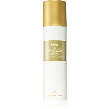 Antonio Banderas Her Golden Secret Deodorant Spray 150 ml