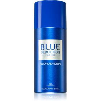 Antonio Banderas Blue Seduction deodorant spray pentru bãrba?i imagine produs
