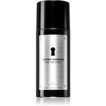 Antonio Banderas The Secret Deodorant Spray 150 ml