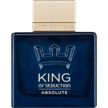Antonio Banderas King of Seduction Absolute Eau de Toilette pentru barbati 100 ml