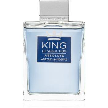Antonio Banderas King of Seduction Eau de Toilette pentru bãrba?i imagine produs