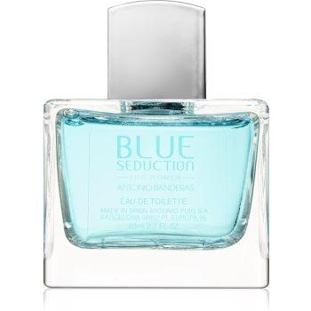 Antonio Banderas Blue Seduction for Her eau de toilette pentru femei