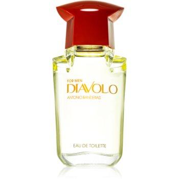 Antonio Banderas Diavolo Eau de Toilette pentru bărbați