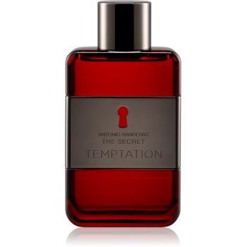 Antonio Banderas The Secret Temptation Eau de Toilette pentru bărbați