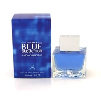 Antonio Banderas Blue Seduction Eau de Toilette pentru barbati 50 ml