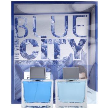 Antonio Banderas Blue Seduction Geschenkset 2
