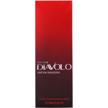 Antonio Banderas Diavolo Eau de Toilette para homens 4