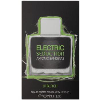 Antonio Banderas Electric Seduction In Black toaletní voda pro muže 4