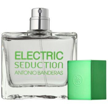 Antonio Banderas Electric Seduction In Black toaletní voda pro muže 3
