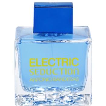 Antonio Banderas Electric Blue Seduction Eau de Toilette para homens 2