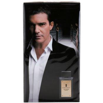 Antonio Banderas The Golden Secret Eau de Toilette para homens 4