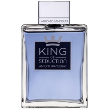 Antonio Banderas King of Seduction eau de toilette pentru barbati 200 ml