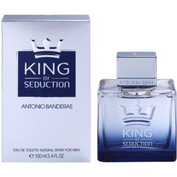 Antonio Banderas King of Seduction woda toaletowa dla mężczyzn