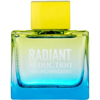 Antonio Banderas Radiant Seduction Blue Eau de Toilette für Herren