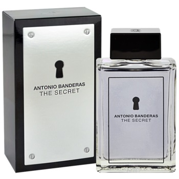 Fotografie Antonio Banderas The Secret toaletní voda pro muže 100 ml