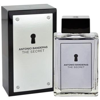 Antonio Banderas The Secret Eau de Toilette für Herren