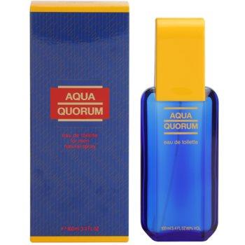 Antonio Puig Aqua Quorum eau de toilette pentru barbati 100 ml