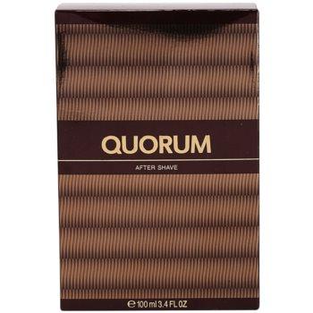 Antonio Puig Quorum losjon za po britju za moške 3