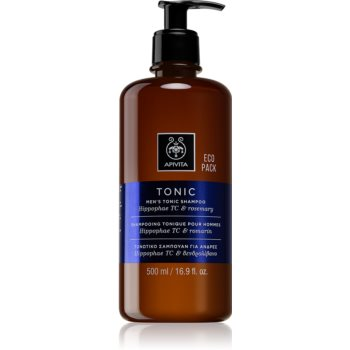 Apivita Men's Care HippophaeTC & Rosemary Șampon împotriva căderii părului