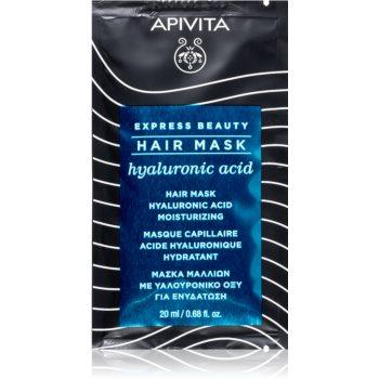 Apivita Express Beauty Hyaluronic Acid Masca hidratanta par imagine