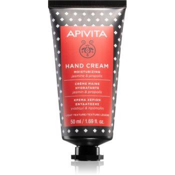 Apivita Hand Care Jasmine & Propolis crema de maini hidratanta imagine produs