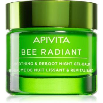 Apivita Bee Radiant gel balsam detoxifiant pentru noapte ?i netezire imagine