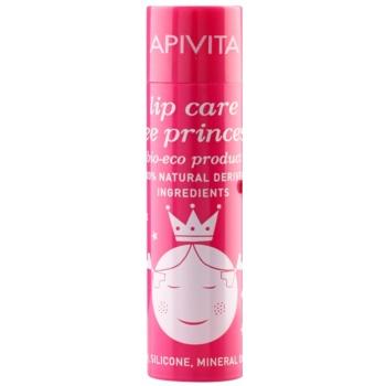 Fotografie Apivita Lip Care Bee Princess hydratační balzám na rty pro děti 4,4 g