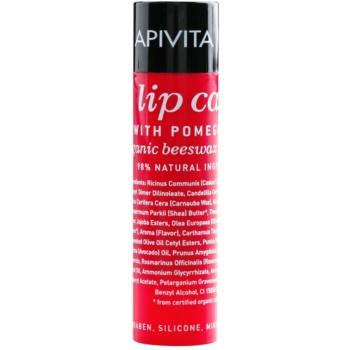Apivita Lip Care Pomegranate vyživující balzám na rty