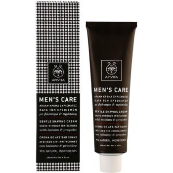 Apivita Men's Care Balsam & Propolis sanfte Creme für die Rasur 1