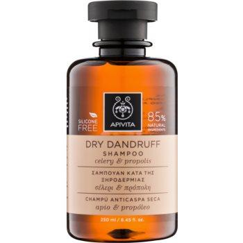 Apivita Holistic Hair Care Celery & Propolis Shampoo gegen Schuppen 250 ml