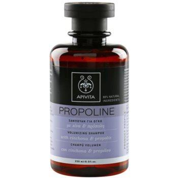 Apivita Propoline Cinchona & Propolis sampon pentru volum
