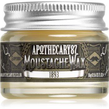 Apothecary 87 1893 ceara pentru mustata