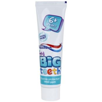Aquafresh Big Teeth Pasta de dinti pentru copii. imagine produs