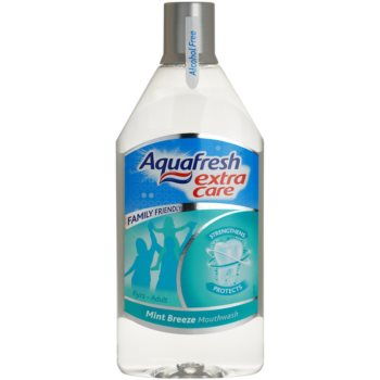 Aquafresh Extra Care вода за уста без алкохол