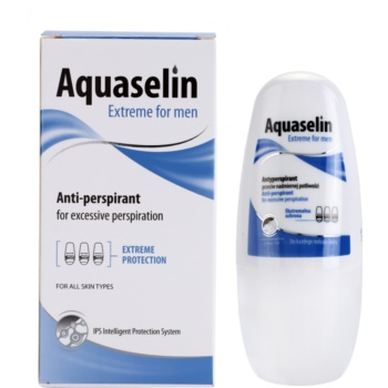 Aquaselin Extreme for Men Antitranspirant-Deoroller 2