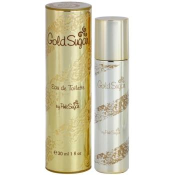 Aquolina Gold Sugar eau de toilette pentru femei 30 ml