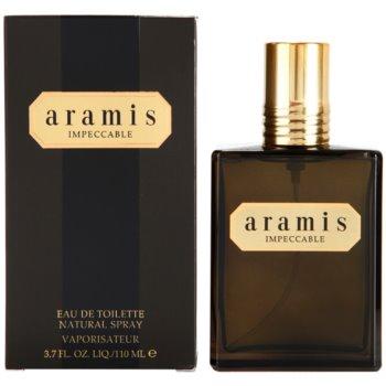 Aramis Impeccable Eau de Toilette pentru barbati