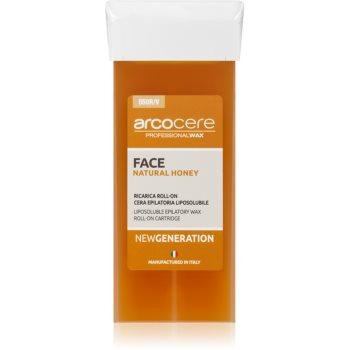 Arcocere Professional Wax Face Natural Honey cearã depilatoare facial imagine produs