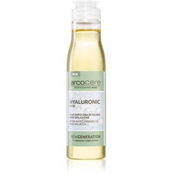 Arcocere After Wax Hyaluronic Acid ulei calmant pentru curatare dupã epilare imagine produs