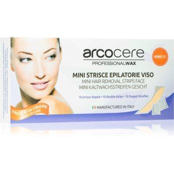 Arcocere Deepline benzi depilatoare cu cearã facial imagine produs