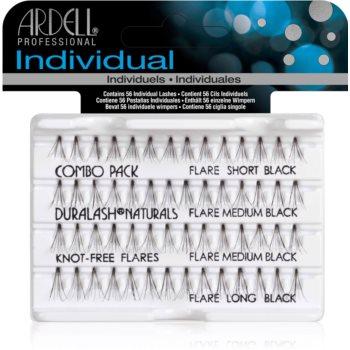 Ardell Individuals Combo Pack pachet cu gene fãrã noduri autoadezive imagine produs