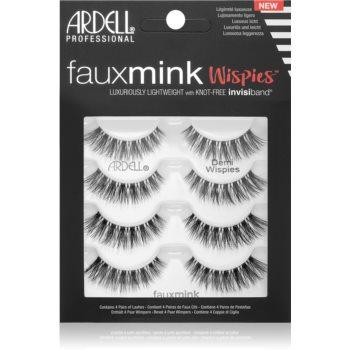 Ardell FauxMink Wispies gene false big pack imagine produs