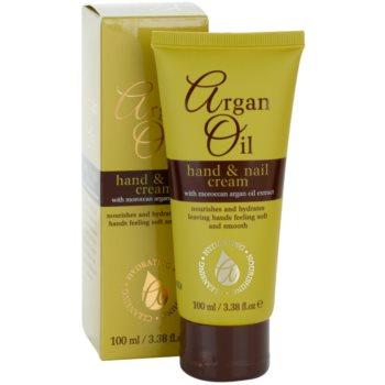 Argan Oil Hydrating Nourishing Cleansing eine Crem zum Schutz von Händen und Nägeln mit Arganöl 2