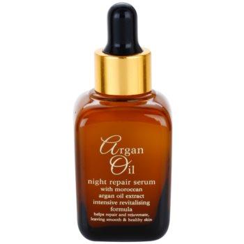 Argan Oil Revitalise Cares Protect ingrijire de noapte regenerativa cu ulei de argan